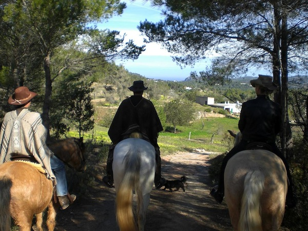Ibiza Retreats horseride