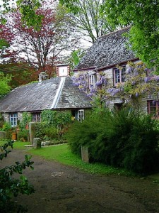 Botelet Farm, a lovely little place for organic B&B, relaxed self-catering & massage