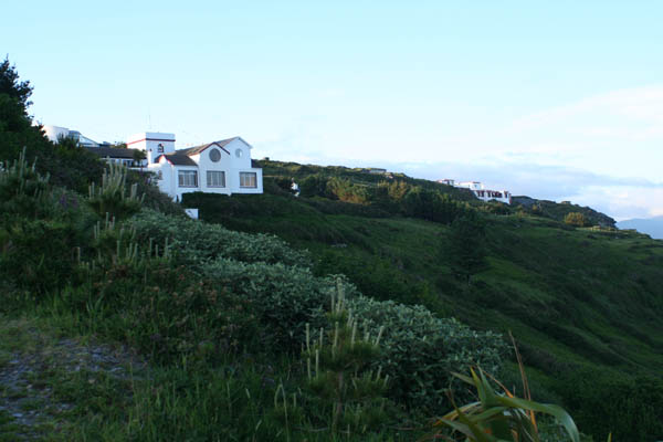 Dzogchen Beara, a Buddhist retreat in Ireland with spectacular views over the Atlantic ocean