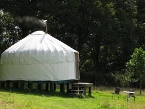 Botelet Farm retreat in Cornwall