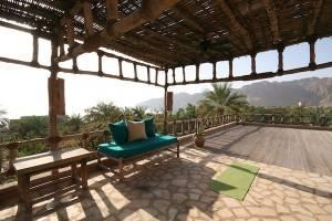 Zighy Bay Roof Terrace