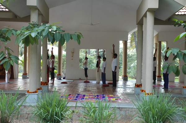 Shreyas, India Destination Yoga venue