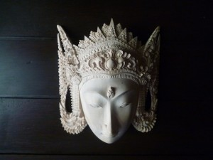 Five Elements mask