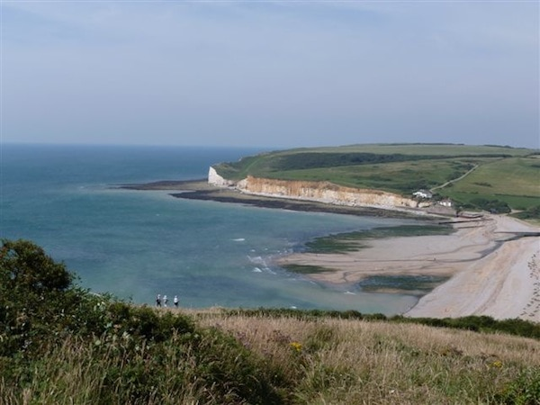 One of the gorgeous views on Jini Reddy's walk in Sussex with Hike to Indulge