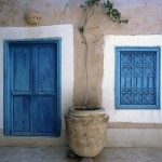 Satvada Tigmi Blue Doors