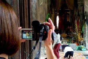 Skyros Cambodia Camera Lesson