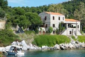 Skyros Greece Atsitsa