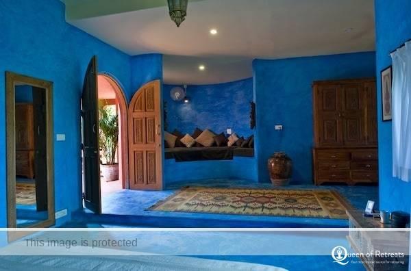 The Raj suite at Ashiyana