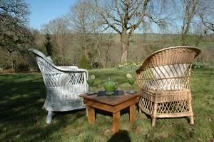 healing retreat in Cornwall