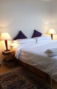 Wellness Home bedroom