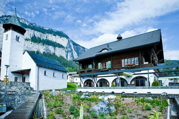 Fidazerhof, a rejuvenating health retreat in Switzerland