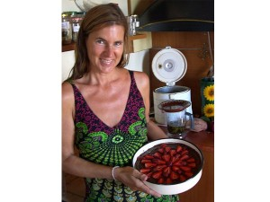 Jiva Healing nutritionist Rebecca Andrist