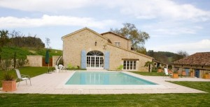 French farmhouse location for the June retreat