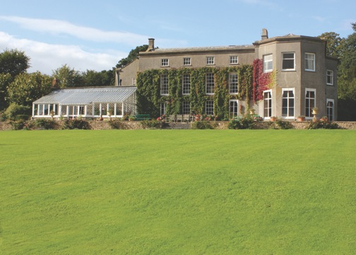 Adventure Yogi's Somerset destination: Pennard House