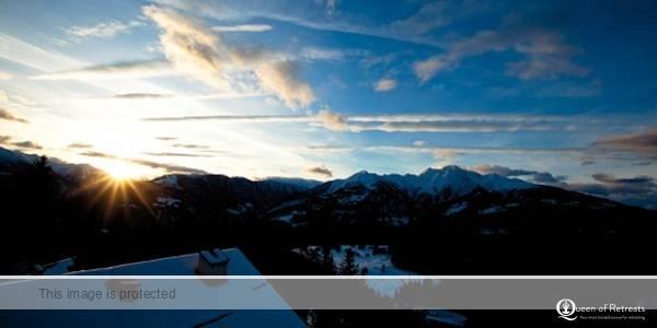 Fidazerhof Switzerland view