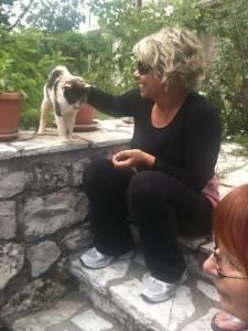 Serenity Retreat Greece guests