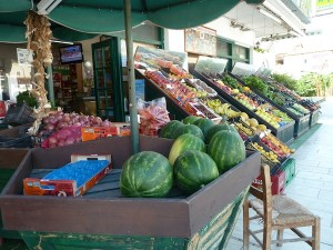 Local fruit and veg grocer