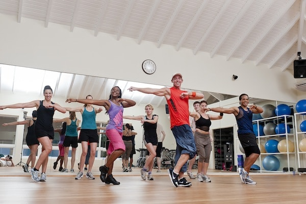 Choose from countless classes on offer at The Body Holiday