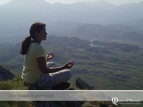 Jini Reddy on a Wilderness Minds weekend