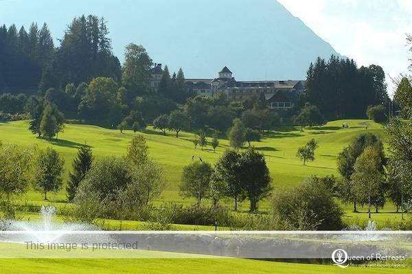 Schloss Pichlarn Landscape