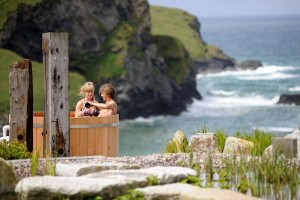 The Scarlet spa hotel cornwall