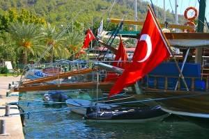 Huzar Vadisi Boats