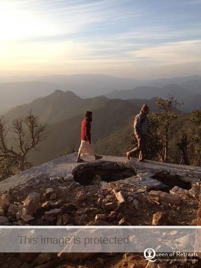 Jane Cragss India Trek