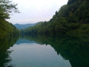 Ti Sana river adda
