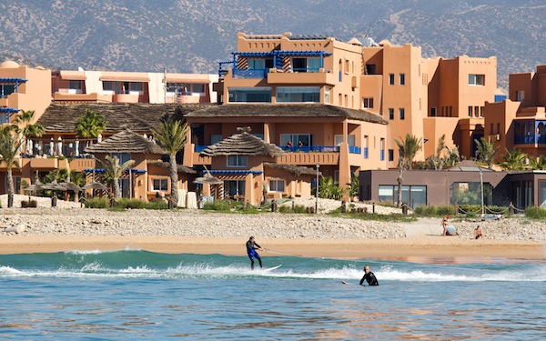 Plage Morocco Paradis Plage in Morocco Was