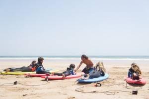 Paradis Plage Surf school