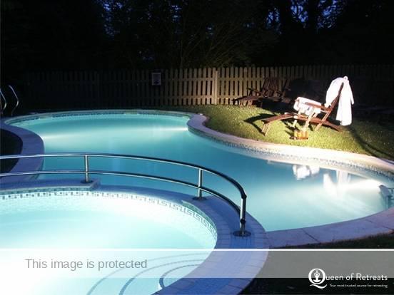 Amchara pool