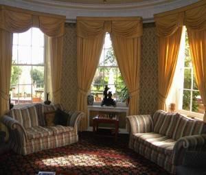 Amchara sitting room