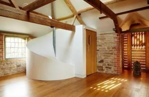 Clover Mill interior