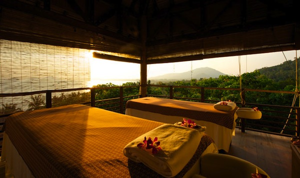 Kamalaya spa health retreat Thailand