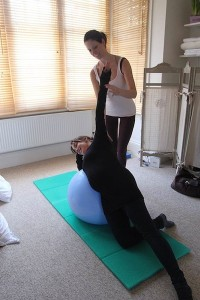 Mobile Mermaid Pilates classes retreats