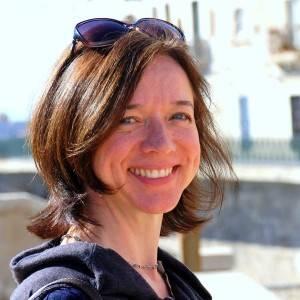 Queen of Retreats journalist Christabelle Dilks
