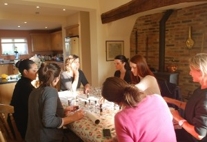 Split Farthing Hall womens health retreat Yorkshire