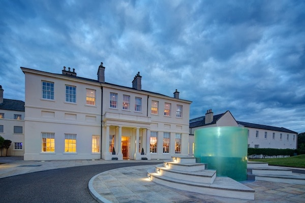 Seaham Hall spa hotel Durham
