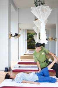 Absolute Sanctuary yoga detox health retreat Thailand