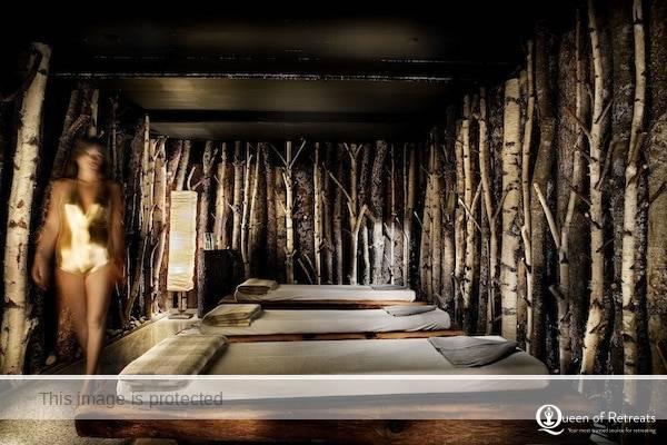 Les Fermes de Marie spa luxury Megeve France