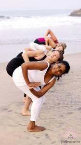 Yogashala yoga holiday Kerela