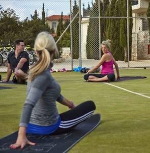 Hellenic Healthy Holidays fitness detox Kefalonia Greece