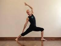 Sal the yoga teacher