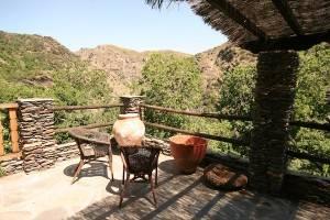 Casa Ana terrace credit Caroline Sylger Jones