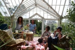 Newbold House health retreat Scotland