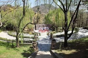 Ananda Himalayas luxury spa hotel health retreat