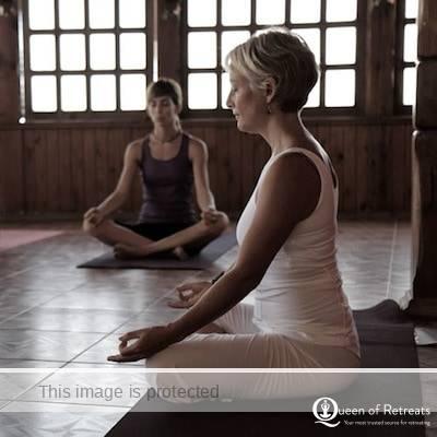 Sara Campbell Prana Pranayama retreat Dahab