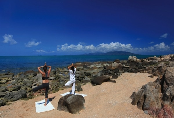 Six Senses yogic programmes