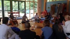 Gathering of Minds healing energy retreat UK