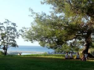 Zening Elia Villa Resort yoga meditation healthy eating retreat